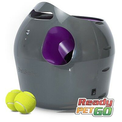 Forget The iFetch!!! Petsafe Automatic Pet Dog Ball Thrower for Hyper Pets !!
