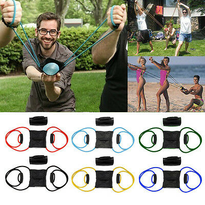 Water Balloon Launcher Water Balloons And Carry Case Extreme Launcher Slingshot