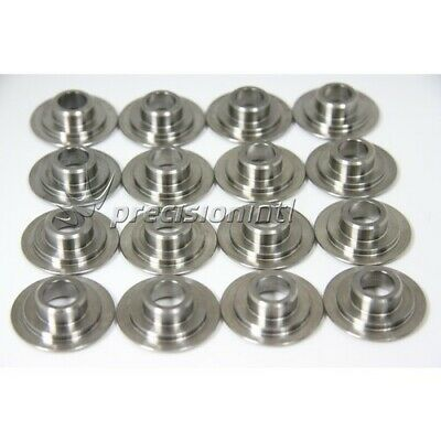 K-motion Racing K-7330 TITANIUM RETAINERS 1.625 DIA 0.50 INST HEIGHT USE 10° LO