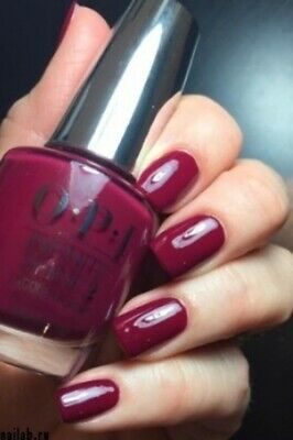 OPI Infinite Shine Nail Polish Lacquer Enamel ISL60 Berry on Forever 15ml