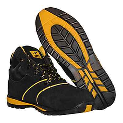 Hiking Boots with STEEL TOE CAP