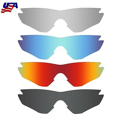 2Pcs Mryok Sunglass Lens Replacements For-Oakley M2 frame - Combo Pack