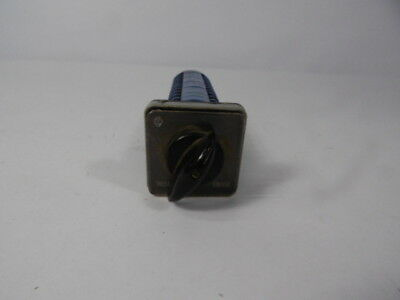 Kraus & Naimer C10A3C529 Rotary Selector Switch ! WOW !