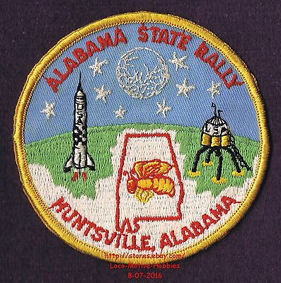 LMH Patch WINNEBAGO TRAVELERS Club RV Motorhome WIT W.I.T. Huntsville AL RALLY