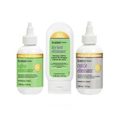 ProLinc - Be Natural - Cuticle and Feet Eliminator - All Treatments Available!