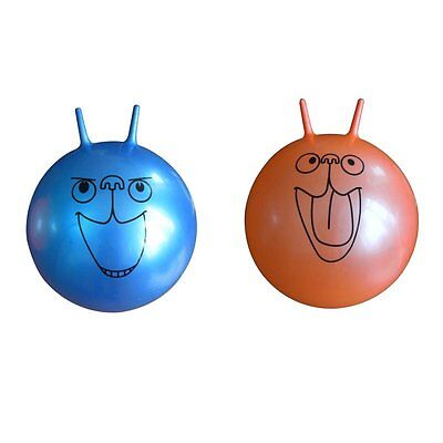 Bbtradesales Giant Retro Space Hopper for Adults (Orange)