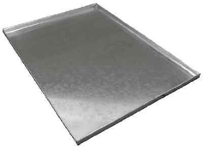 Ellie-Bo Replacement Metal Tray for Dog Cage Crate Medium 30-inch Silver