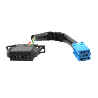 CD changer cable VW Audi cable changer MINI ISO 0.15m