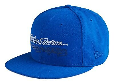 Troy Lee Designs 2016 All Time New Era Snapback Hat Blue Mens One Size