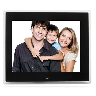 """New 15"""" Inch LCD TFT Screen Digital Picture Photo Frame AV Output + Remote"""