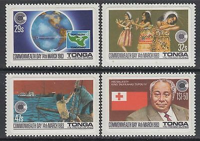 Tonga 1983 Commonwealth Day MNH