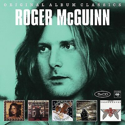 Roger Mcguinn - Original Album Classics  5 Cd New+