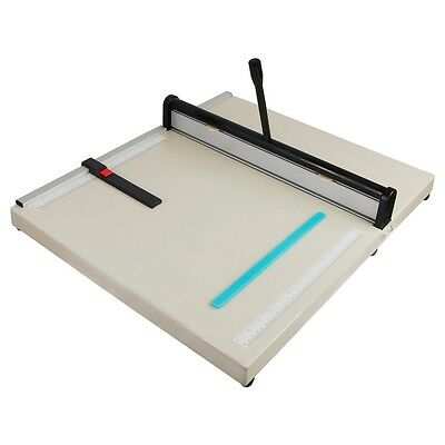 "20"" 508mm Manual Scoring Paper Creasing Machine Creaser Scorer Magetic Lock"