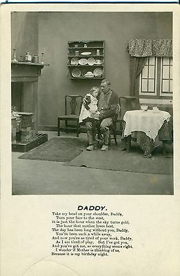POSTCARD SONGS Daddy