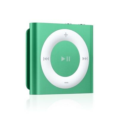 Apple iPod Shuffle 2GB MP3 Player 4. Generation Grün