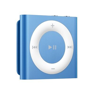 Apple iPod Shuffle 2GB MP3 Player 4. Generation Blau