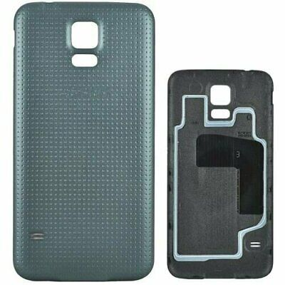 OEM Black Back Battery Door Cover Case Replacement For Samsung Galaxy S5 SM-G900