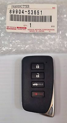 Lexus Oem Factory Smart Key Transmitter 2015 Rc350