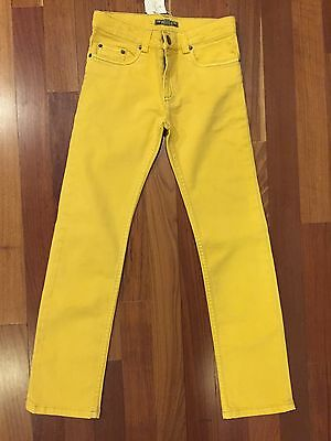 NEW Bonpoint Stretch Jeans for Boys Size 10 years
