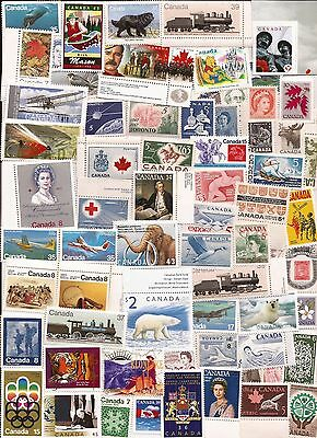 vintage MINT MNH UNUSED FULL GUM CANADA Canadian postage stamps lot C9B MNH