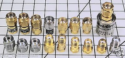17 pie. RF Coaxial SMA different Termination Dummy Load 50 OHM