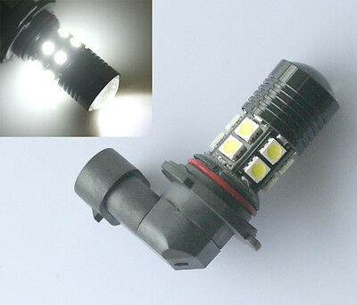 HB4 9006 12-SMD 10W CREE Bright White Car DRL Fog Light Bulb Projector LED Lamp