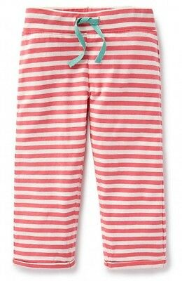 Baby & Girls NEW Ex Mini Boden Cropped Trouser 1-12y Jersey Leggings Capri Pant