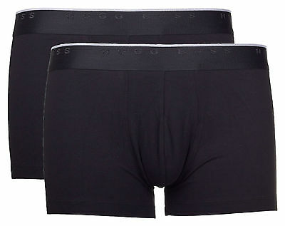 Boss Boxer Shorts Made of Stretch Cotton in 2-pack: 'Boxer 2 Pack' by Hugo Boss