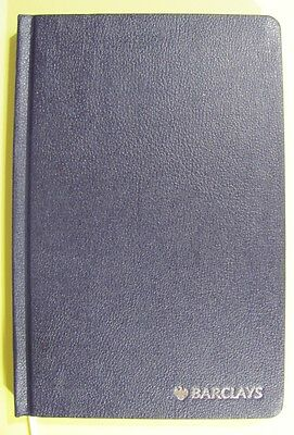 Barclay's Memo Book - never used - very stylish -- 5 1/2 x 8 ""