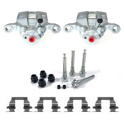 Pair Rear Brake Calipers & Slider Pin Kits Fits: Nissan X-Trail T30 Bbk0056A