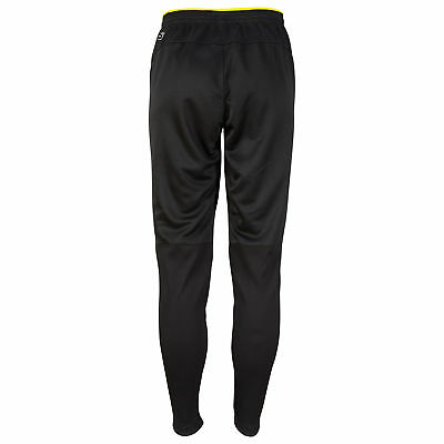 Puma Mens Gents Football BVB Borussia Dortmund Training Tapered Pants - Black
