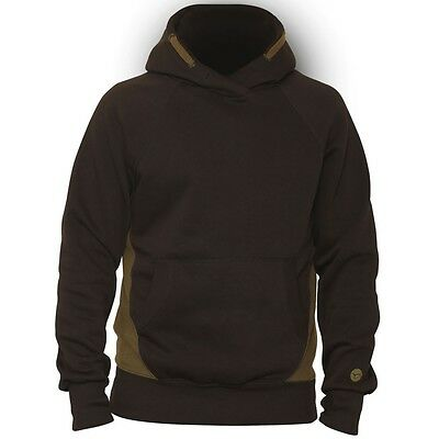 Korda NEW TK Hoodie Carp Fishing Clothing Hoody - Black *All Sizes*