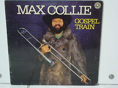 "*****MAX COLLIE""GOSPEL TRAIN""-12""Inch LP*****"