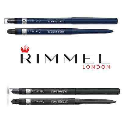 Rimmel Exaggerate Waterproof Eye Definer- Various Shades