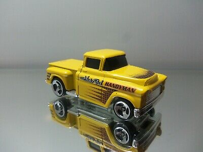 1999 Hot Wheels 1956 '56 Chevy Flashsider Pickup - Mint Loose 1/64 Scale