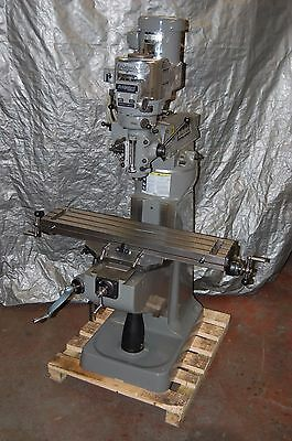 Bridgeport Milling Machine ***mint***