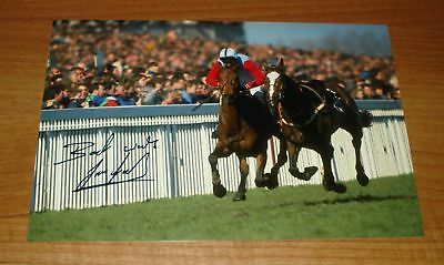 Jimmy Frost Signed Photo Little Polveir National 1989