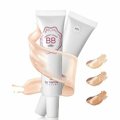 Beauty Foundation Waterproof Concealer BB Cream Oil-control CC Cream Makeup
