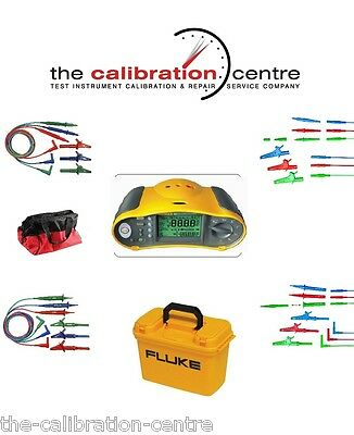 Replacement Test Leads & Accessories Fluke 1654B 1664 Multifunction Tester