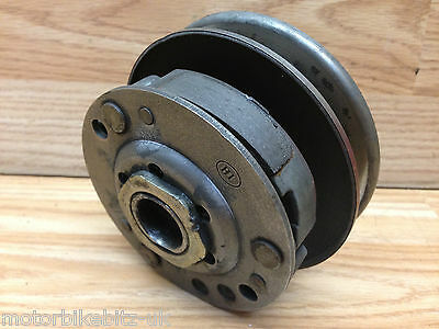 Aprilia Rally 50 2001 Complete Rear Clutch Unit With Pulley