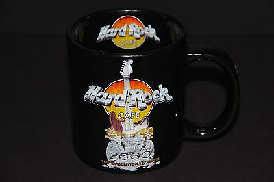 HARD ROCK CAFE 2000 The Evolution of Rock coffee mug Mellinium
