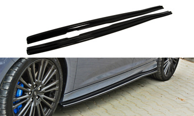 Side Skirts Add-On Diffusers Ford Focus Mk3 Rs (2015-2019)