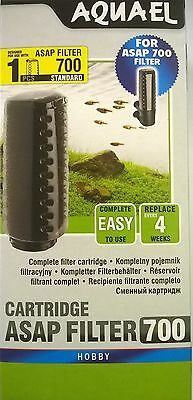 Aquael Asap 700 Aquarium Filter Standard Cartridge 5905546196406 • EUR 10,96