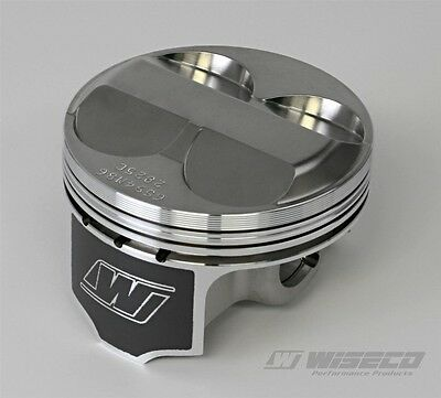 WISECO Pistons PTS519A6 Chevy BBC 396 4.155b 3.766s 6.135s 38cc 13.2:1