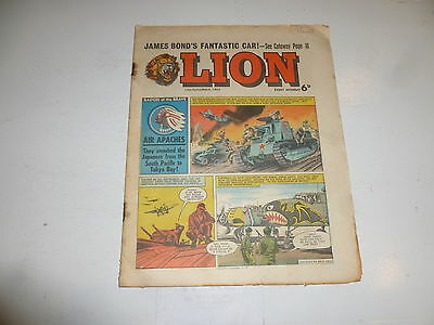 LION Comic (1964) - Date 14/11/1964 - UK Paper Comic