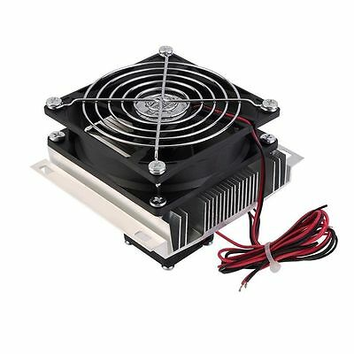 New Thermoelectric Peltier Refrigeration Cooling System Kit Cooler YQ