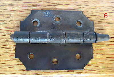 Old Antique Victorian Vintage1 Pc Steeple Finial Door Hinge #6