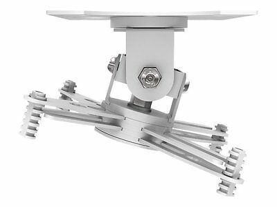 VISION TM-CC Flush Projector Bracket CLOSE-COUPLED PROJECTOR CEILING MOUNT WHITE