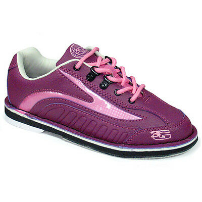 3G 740-06 Purple/Pink Right Handed Womens Bowling Shoes