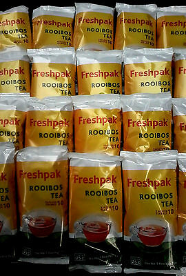100 FreshPak Rooibos Tea Bags Direct From South Africa..